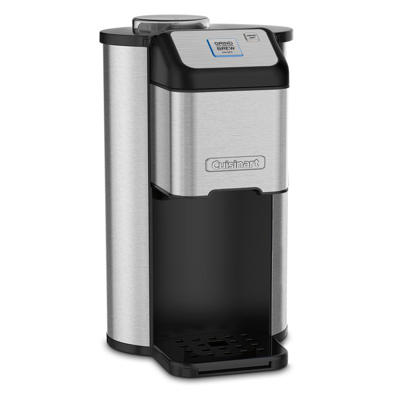 Cuisinart Grind and Brew 16-oz. Single Cup Coffee Maker, Silver thumbnail